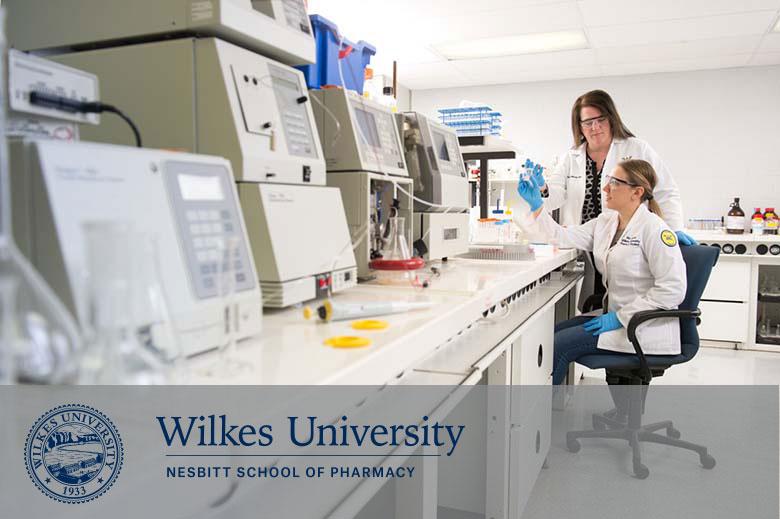 Wilkes University Pharmacy Students Awarded National Rookie Award