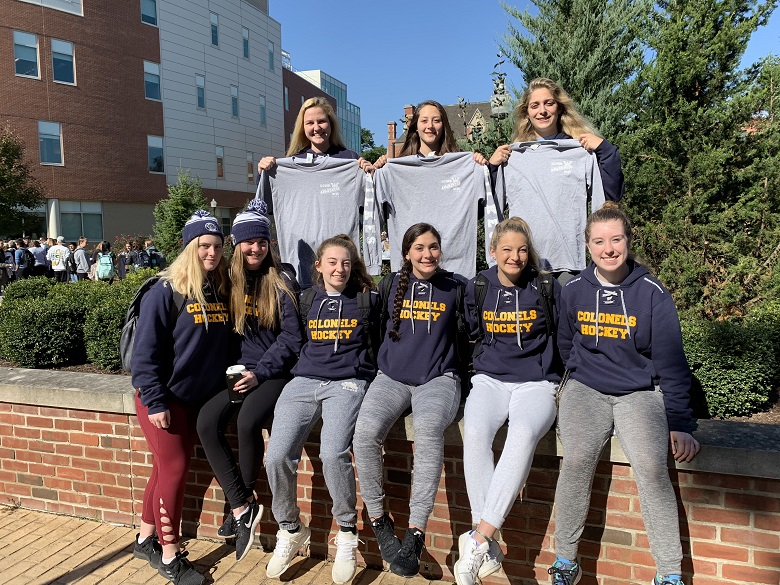 Wilkes University Students Participate in Alcohol Awareness Walk