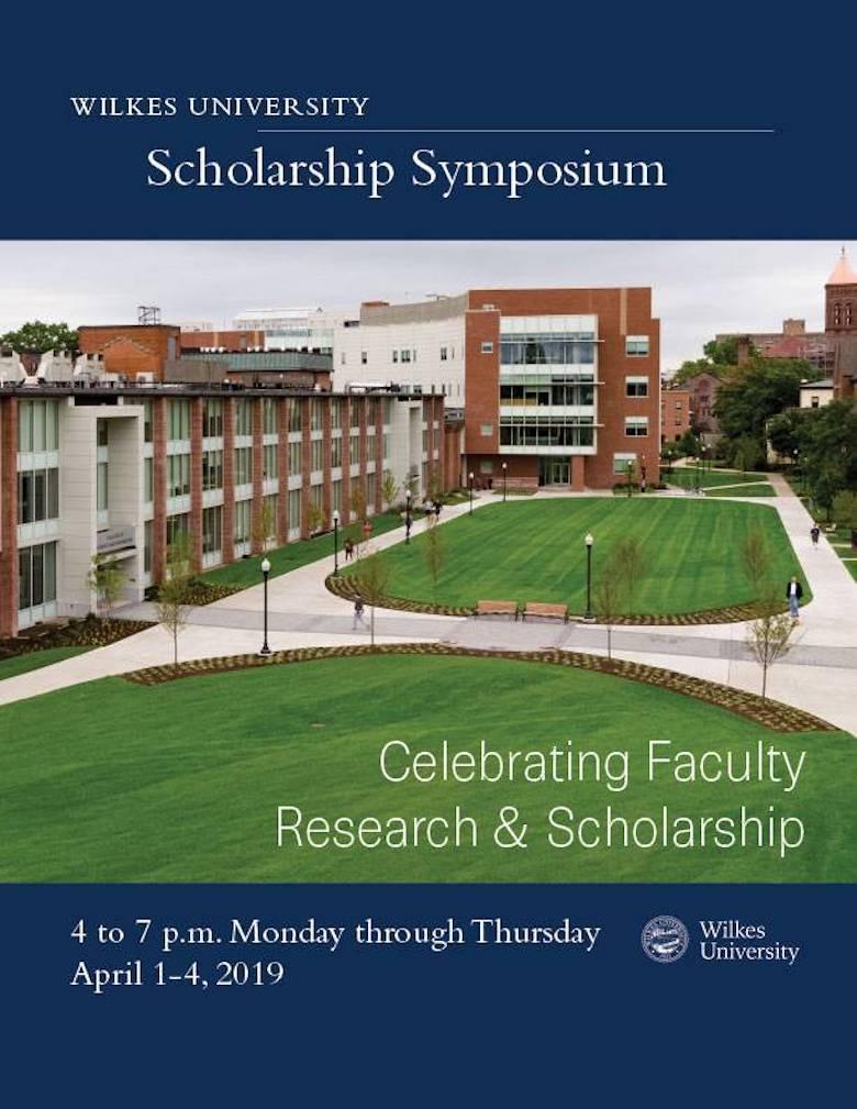 Wilkes University Scholarship Symposium Highlights Faculty ...